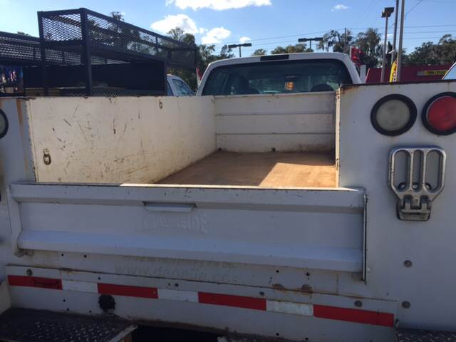2007 Ford F-450 Super Duty  - Deland FL