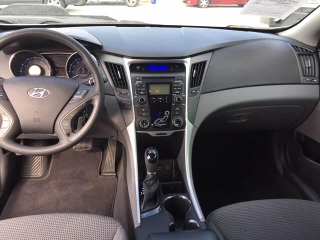 2011 Hyundai Sonata GLS 4dr Sedan - Deland FL