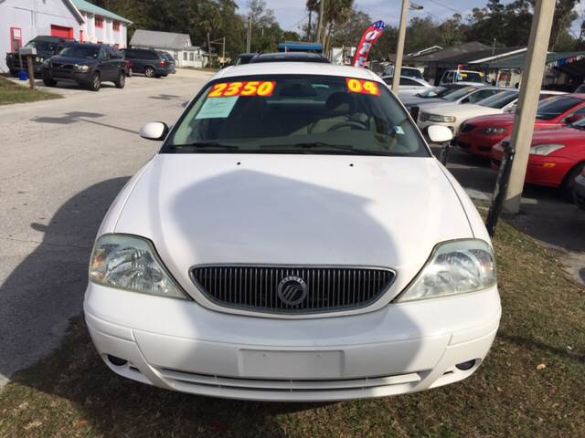 2004 Mercury Sable GS 4dr Sedan - Deland FL