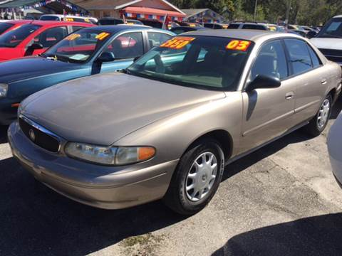 2003 Buick Century for sale in Deland, FL