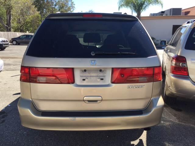 2001 Honda Odyssey EX 4dr Mini-Van - Deland FL