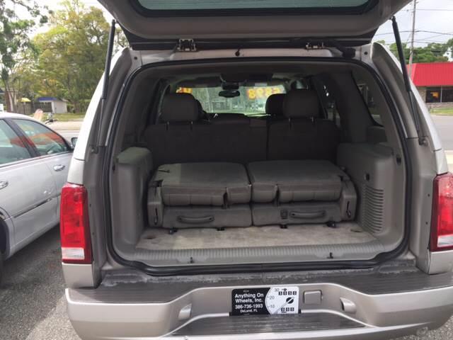 2005 Cadillac Escalade Rwd 4dr SUV - Deland FL