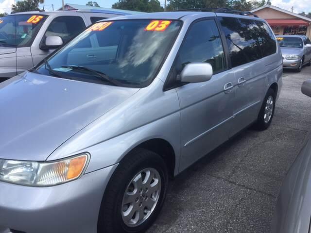 2003 Honda Odyssey EX 4dr Mini-Van - Deland FL