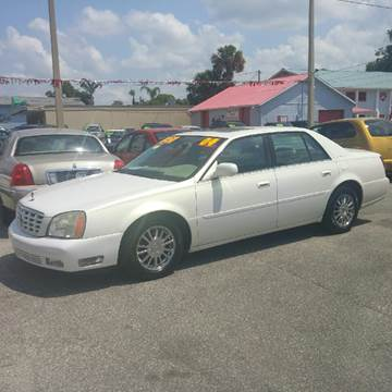 2004 Cadillac DeVille for sale in Deland, FL