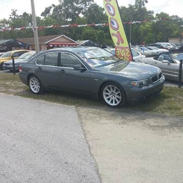 2004 BMW 7 Series for sale in Deland, FL
