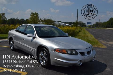 2002 Pontiac Bonneville for sale in Reynoldsburg, OH