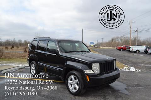 2009 Jeep Liberty for sale in Reynoldsburg, OH