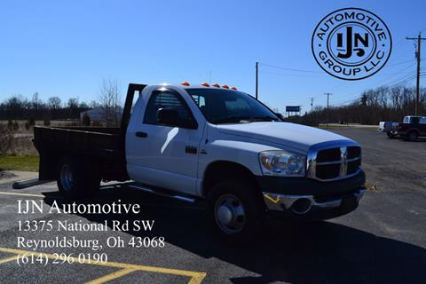 2007 Dodge Ram Chassis 3500 for sale in Reynoldsburg, OH