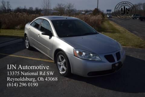 2007 Pontiac G6 for sale in Reynoldsburg, OH