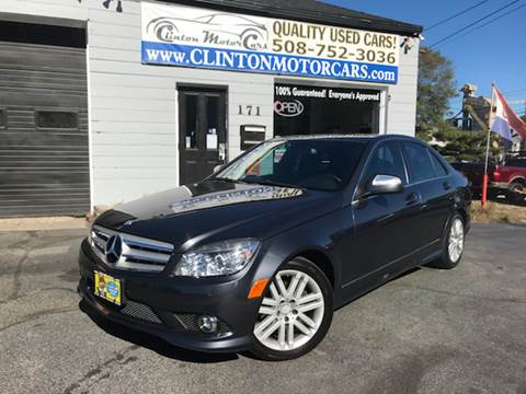 2008 Mercedes-Benz C-Class for sale in Shrewsbury, MA