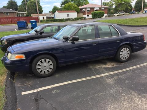 2008 Ford Crown Victoria for sale at COLT MOTORS in Saint Louis MO