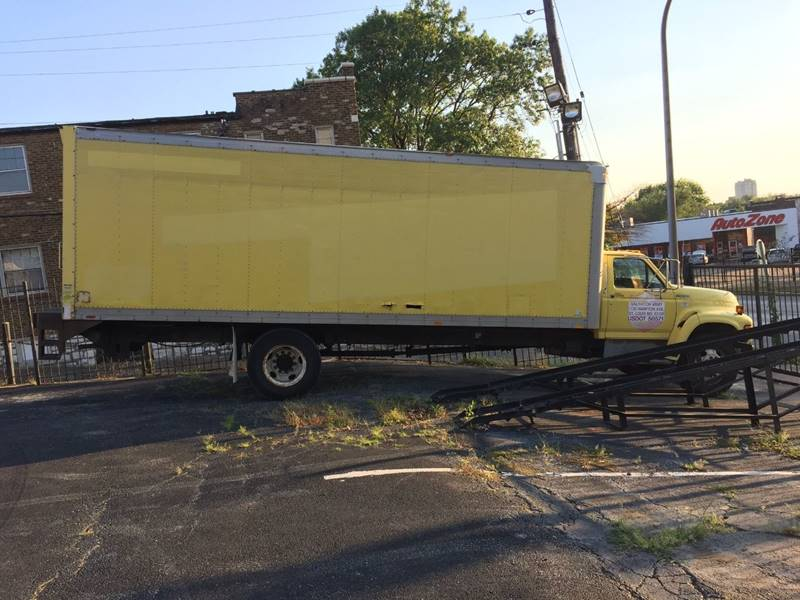 1998 Ford F-700 for sale at COLT MOTORS in Saint Louis MO