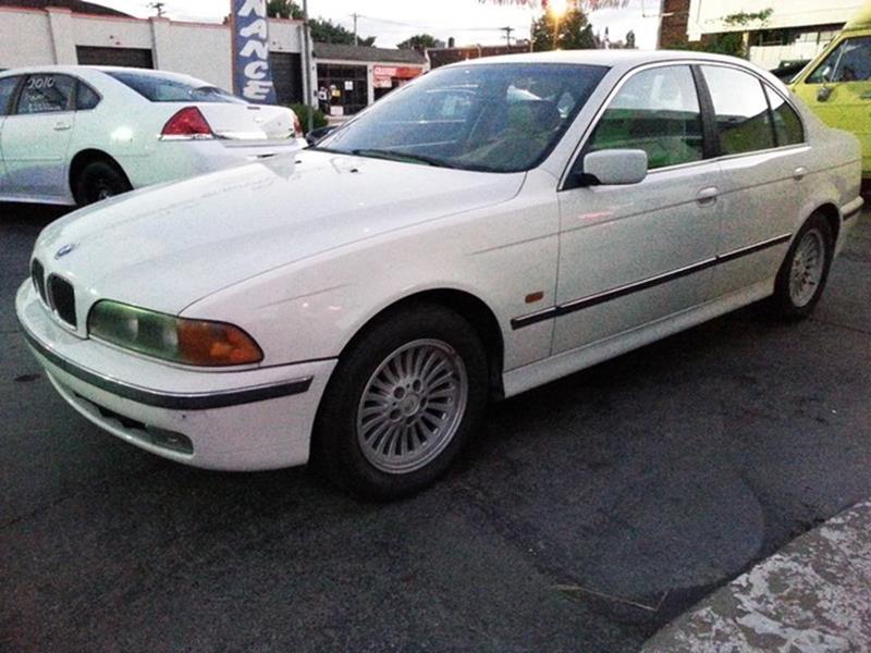 1997 BMW 5 Series 540i 4dr Sedan - Saint Louis MO