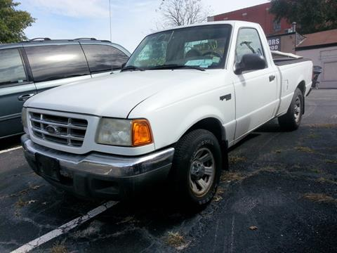 2001 Ford Ranger for sale at COLT MOTORS in Saint Louis MO