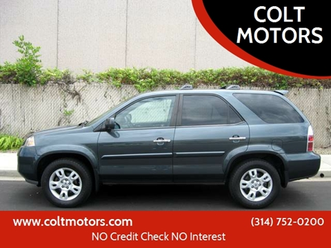 Used Acura MDX For Sale In Missouri Carsforsalecom - Acura mdx 2005 for sale