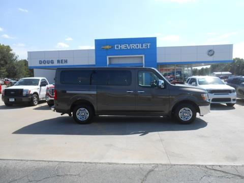 2015 Nissan NV Passenger for sale in Pratt, KS