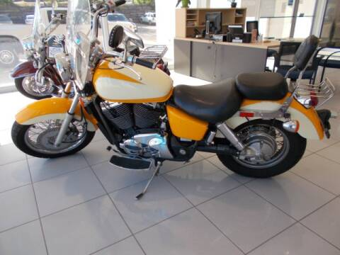 1998 Honda Shadow VT1