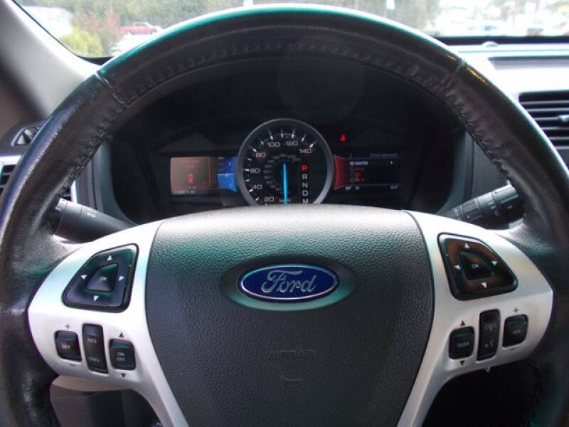 2012 Ford Explorer AWD XLT 4dr SUV - Pratt KS