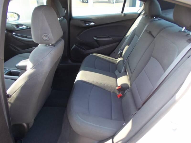 2017 Chevrolet Cruze LT Auto 4dr Sedan - Pratt KS
