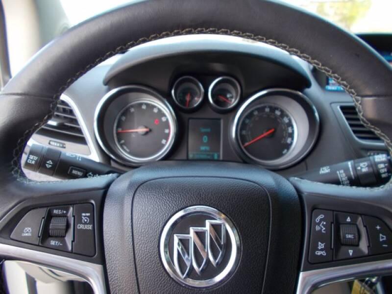 2014 Buick Encore Convenience 4dr Crossover - Pratt KS