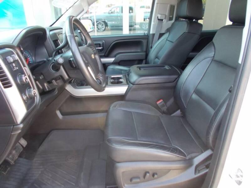 2017 Chevrolet Silverado 1500 LTZ - Pratt KS