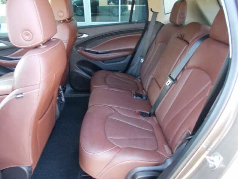 2017 Buick Envision AWD Premium I 4dr Crossover - Pratt KS