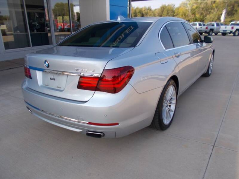 2015 BMW 7 Series  - Pratt KS