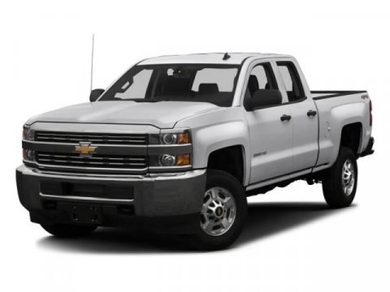 2016 Chevrolet Silverado 2500HD Work Truck - Pratt KS