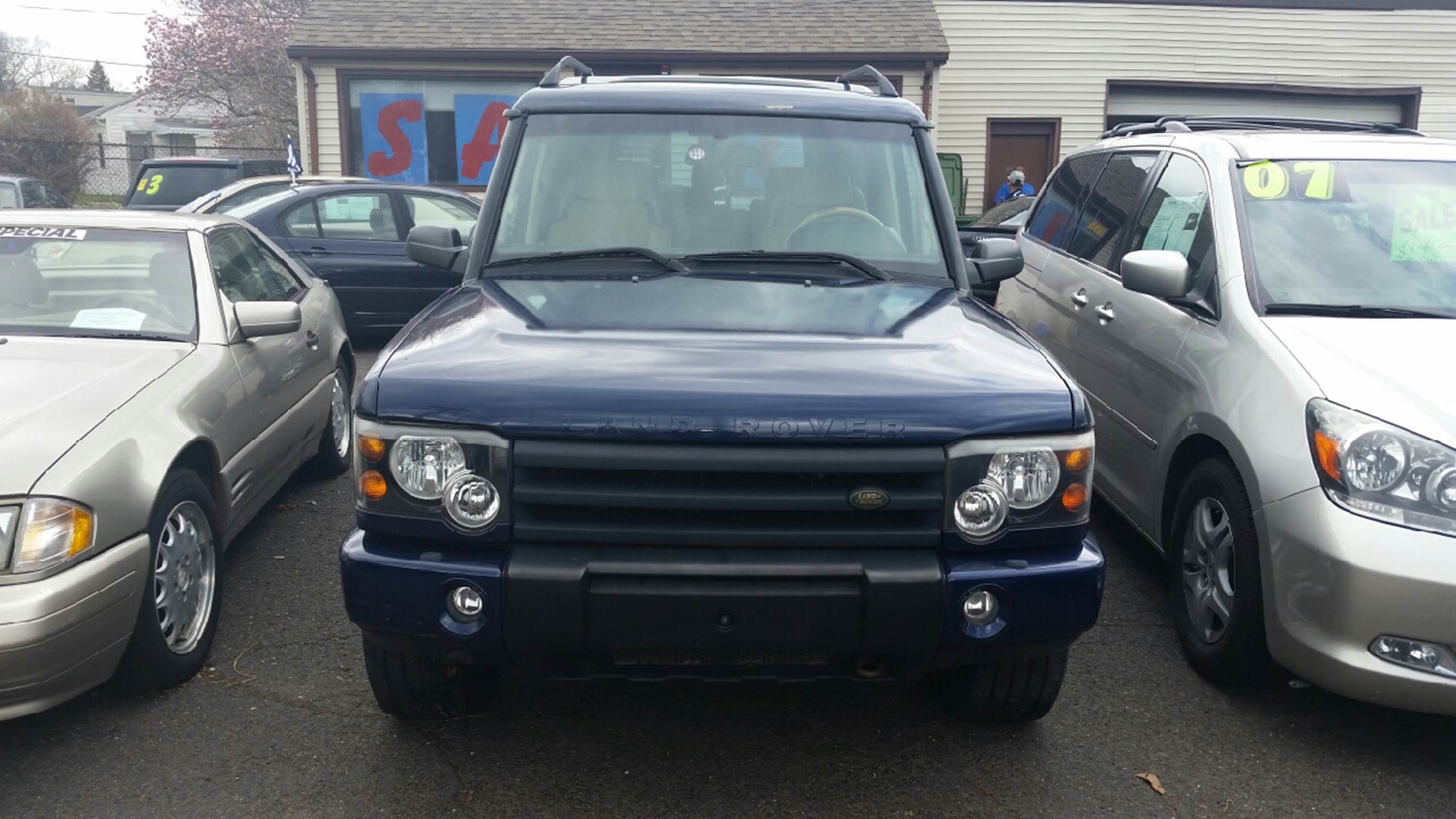 2003 Land Rover Discovery for sale in South Amboy, NJ