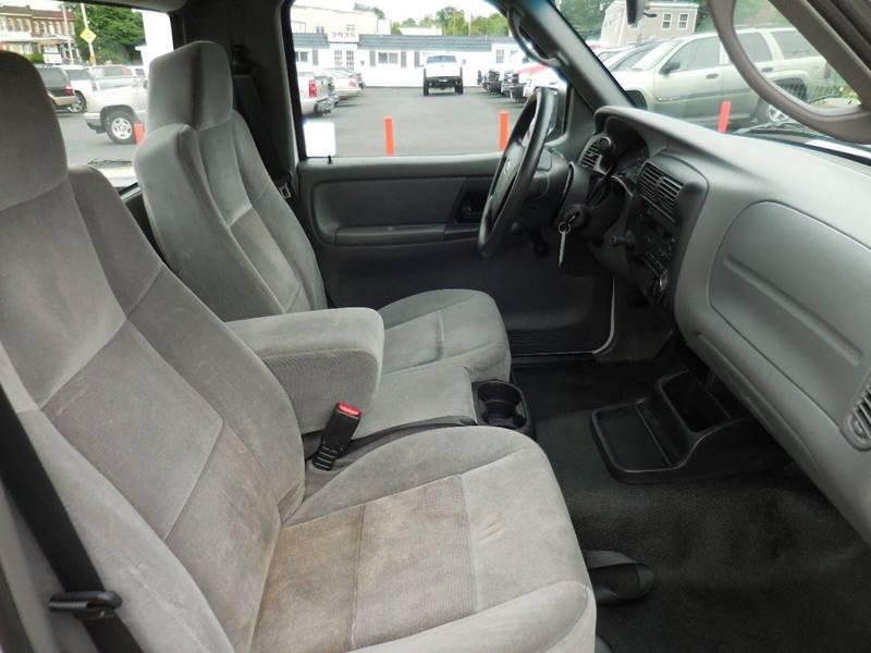 2008 Ford Ranger 4x2 XL Regular Cab 2dr LB - Baltimore MD