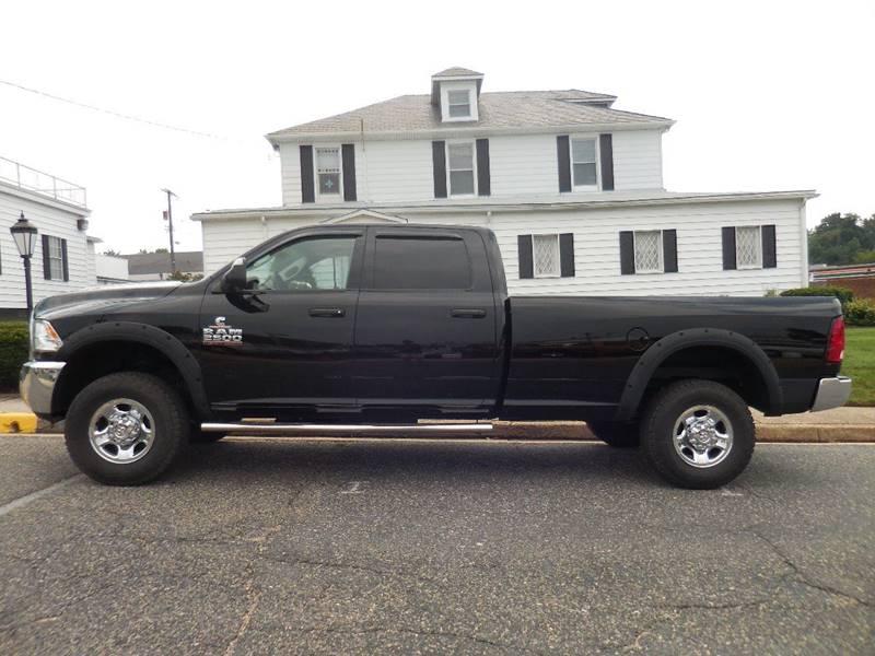 2013 RAM Ram Pickup 2500 4x4 Tradesman 4dr Crew Cab 8 ft. LB Pickup - Baltimore MD