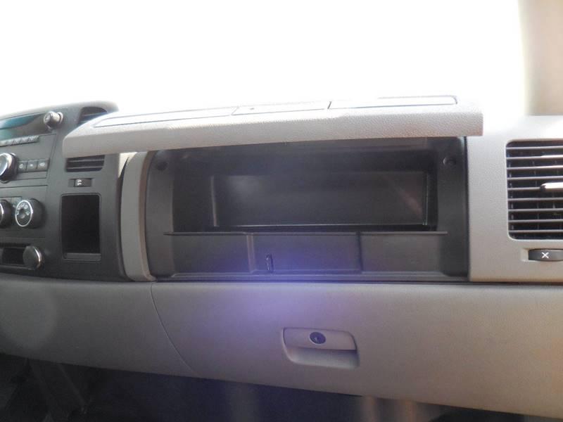 2011 Chevrolet Silverado 1500 4x2 Work Truck 2dr Regular Cab 8 ft. LB - Baltimore MD