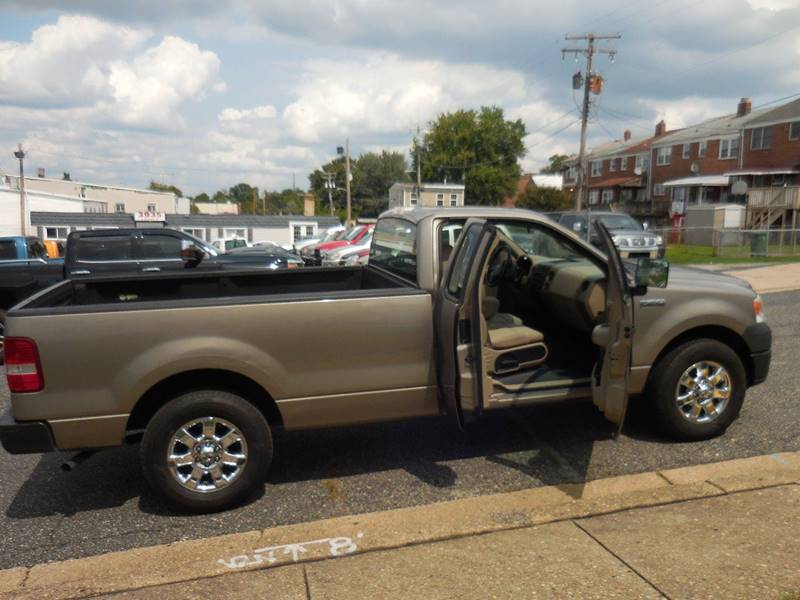 2006 Ford F-150 XL 2dr Regular Cab Styleside 8 ft. LB - Baltimore MD