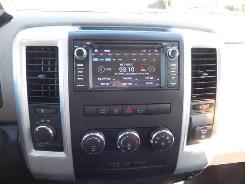 2009 Dodge Ram Pickup 1500 4x4 SLT 4dr Crew Cab 5.5 ft. SB - Baltimore MD