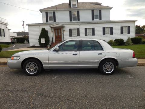 2002 Mercury Grand Marquis for sale in Baltimore, MD