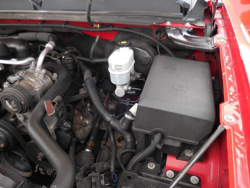 2009 Chevrolet Silverado 1500 4x2 Work Truck 2dr Regular Cab 8 ft. LB - Baltimore MD