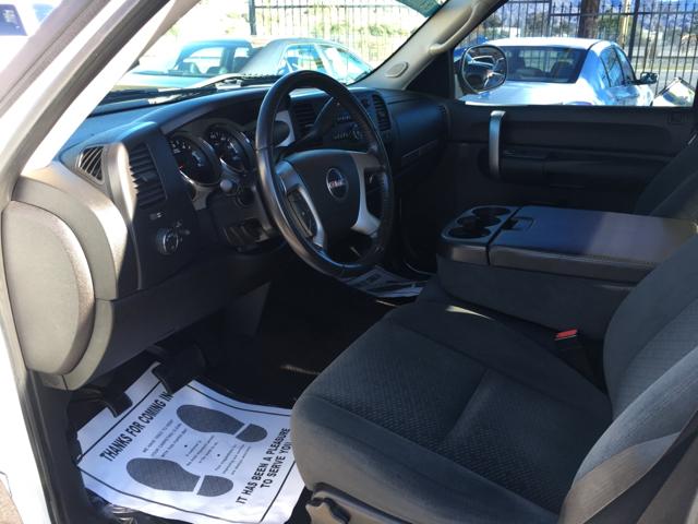 2008 GMC Sierra 1500 2WD SLE1 4dr Extended Cab 6.5 ft. SB - Pacoima CA