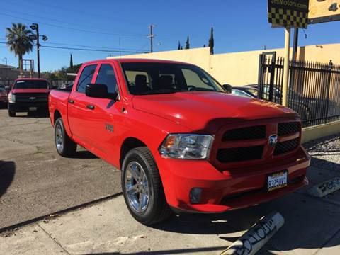 2015 RAM Ram Pickup 1500 for sale at JR'S AUTO SALES in Pacoima CA