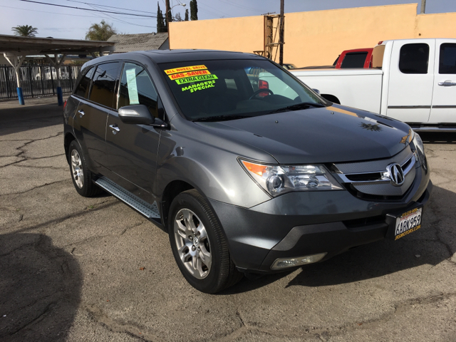 2008 Acura MDX for sale at JR'S AUTO SALES in Pacoima CA