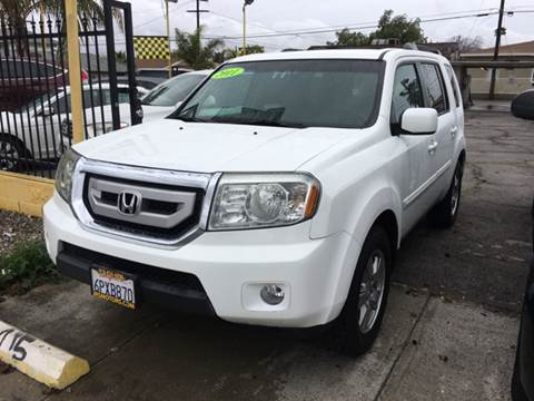 2011 Honda Pilot for sale at JR'S AUTO SALES in Pacoima CA