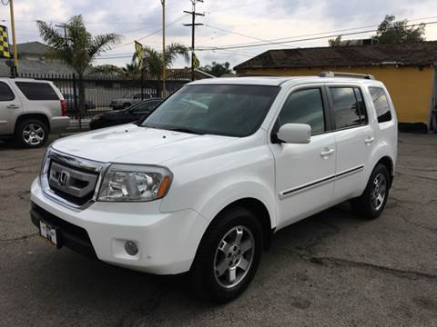 2010 Honda Pilot for sale at JR'S AUTO SALES in Pacoima CA