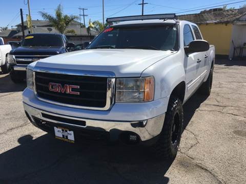 2009 GMC Sierra 1500 for sale at JR'S AUTO SALES in Pacoima CA