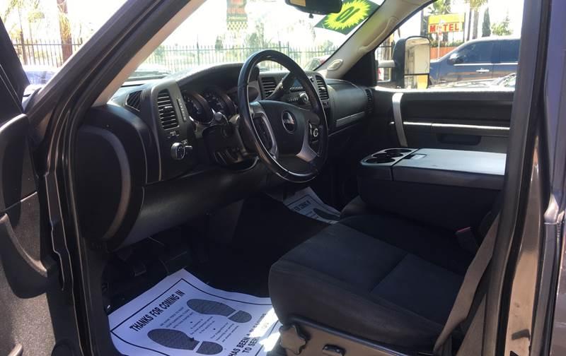 2010 GMC Sierra 1500 4x2 SLE 4dr Extended Cab 6.5 ft. SB - Pacoima CA