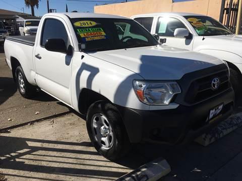 2014 Toyota Tacoma For Sale >> 2014 Toyota Tacoma For Sale In Pacoima Ca