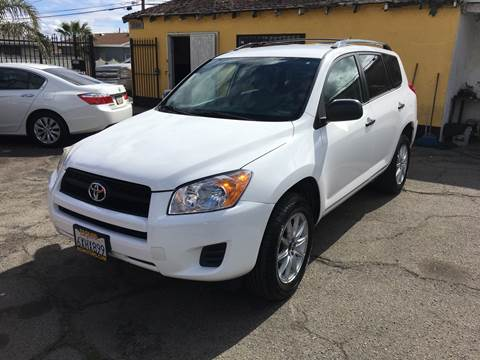 2012 Toyota RAV4 for sale at JR'S AUTO SALES in Pacoima CA