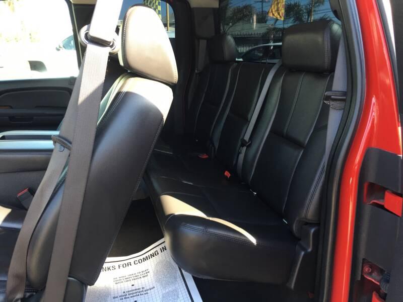2007 GMC Sierra 1500 SLE2 4dr Extended Cab 5.8 ft. SB - Pacoima CA