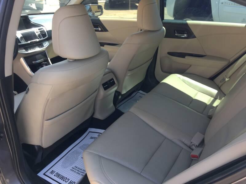 2015 Honda Accord Hybrid EX-L 4dr Sedan - Pacoima CA