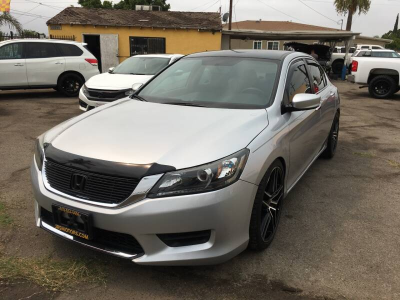 2014 Honda Accord LX 4dr Sedan CVT - Pacoima CA