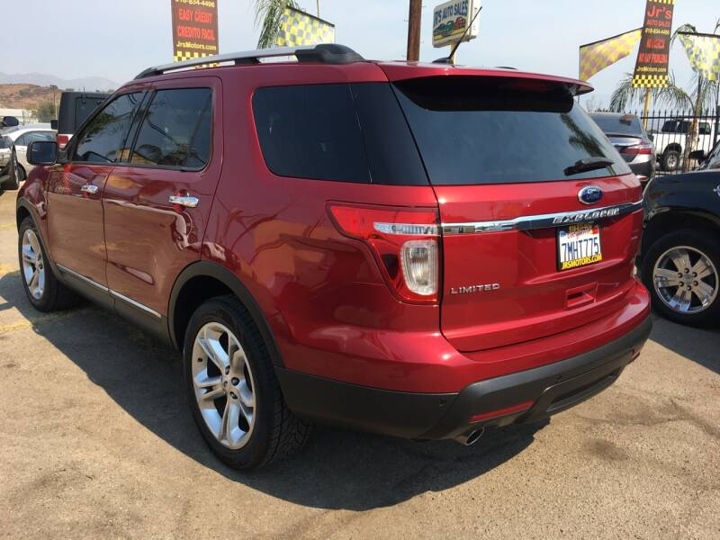 2014 Ford Explorer Limited 4dr SUV - Pacoima CA