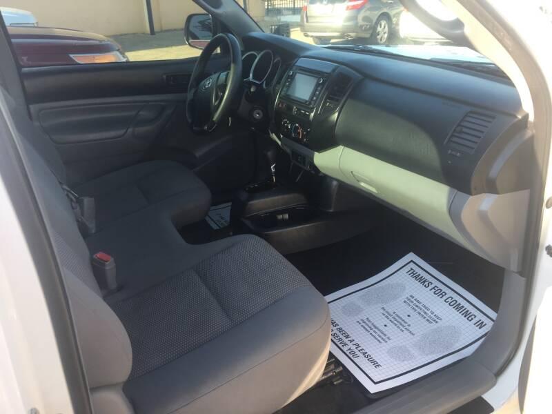 2014 Toyota Tacoma 4x2 2dr Regular Cab 6.1 ft SB 4A - Pacoima CA